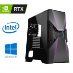 PC Gamer I5-9600KF+RTX 2060 OC+16 G RAM+SSD 250Go NVME+2To HDD
