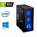 PC Gamer I9-9900KF+RTX 2080 Supe+32 G RAM+SSD 500Go NVME+2To HDD