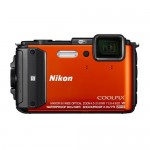 Nikon AW 130 orange out door