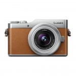 PANASONIC LUMIX DC-GX800 MARRON + 12-32MM F/3.5-5.6 MARRON